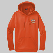 Sport Wick Fleece Hooded Pullover